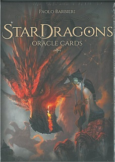 Star dragons oracle cards